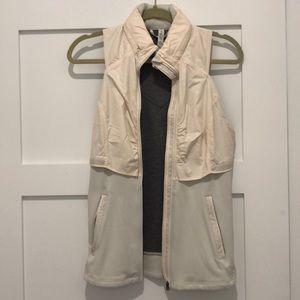 Lululemon Ivory lightweight Vest